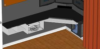 corner desk design plans full size