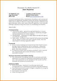 Recent College Graduate Resume Template Resume Template Skills 33