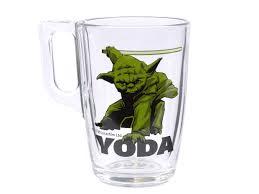 """4690509037810 Купить <b>кружка</b> стеклянная """"<b>star wars</b> yoda"""" 320 ..."""