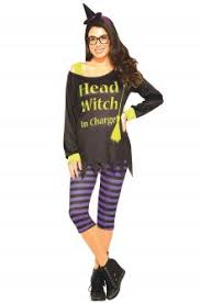 Head Witch In Charge Adult Costume