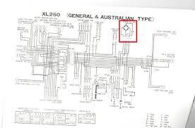 1976 xl250 no regulator vintage thumpertalk xl25076modified zps952625f6 jpg