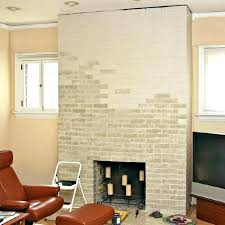 cover fireplace brick can you with tile covering refacing slate