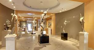 dawson cole fine art sculpture garden