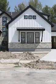 Stone Farmhouse Designs Beautiful Exterior Home Design Trends Exterior House