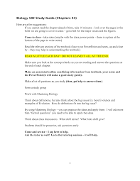 Chapter 24 Outline Gen Bio Ll Biol102 General Biology Ii