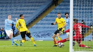Man. City-Dortmund | Man. City 2-1 Dortmund: Foden snatches City win | UEFA  Champions League