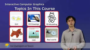 Interactive Computer Graphics Youtube