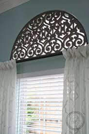 arched window treatments. Table Breathtaking Moveable Arched Window Treatments 17