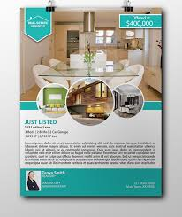 real estate flyer templates modern real estate flyer modern real estate flyer template on