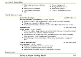 Online Resume Sample Format Example For Free Canadian Resume ...
