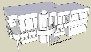 30 lovely google sketchup draw house plans