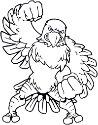 Small Picture Bald eagle coloring pages cartoon ColoringStar