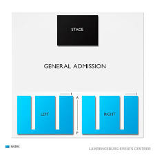 Lawrenceburg Event Center 2019 Seating Chart