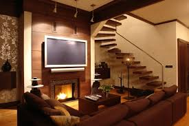 Woodwork Design For Living Room Plans