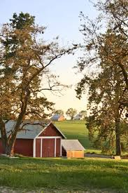 perfect barn red paint color