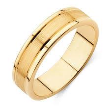 gold men wedding band. men\u0027s wedding band in 10kt yellow gold men d