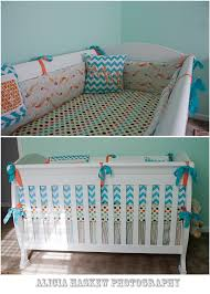 seahorse crib bedding set designs