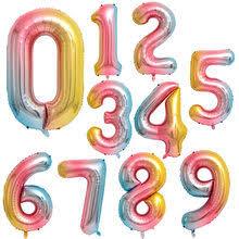 Best value <b>Rainbow</b> Aluminum <b>Party Balloons</b> – Great deals on ...