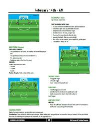 here is a sle page from the full season gk program book