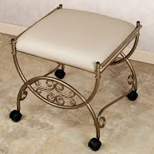 contemporary vanity stools and chairs  creative vanity decoration