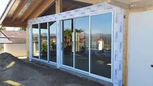 milgard stacking sliding doors installed by us window door