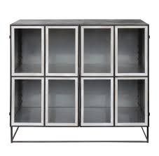 metal glass cabinet. Contemporary Glass Metal U0026 Glass Cabinet And L