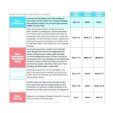 3 Day Calendar Template Daily Calendar Template Template