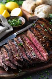london broil marinade for the grill or