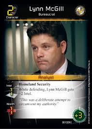 Lynn McGill   CardGuide Wiki   Fandom