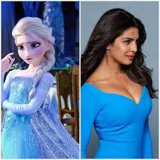 frozen 2 hindi voice dubbing cast