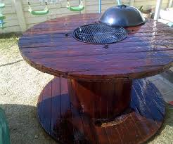 BBQ/Braai Table