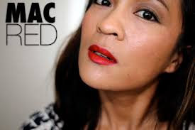 MAC Unsung Heroes: <b>MAC Red</b> Lipstick - Makeup and Beauty Blog
