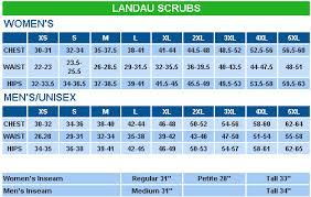 scrub size lnd_sizechart jpg