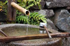 Small Picture Tsukubai Water Fountains Japanese Garden Design Ideas