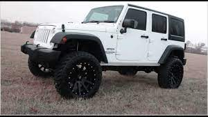 Image Result For White Unlimited Sahara With Black Hardtop White Jeep Wrangler 4 Door Jeep Wrangler Four Door Jeep Wrangler