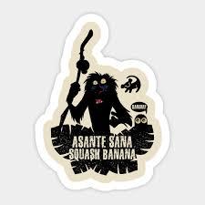 Asante Sana Squash Banana