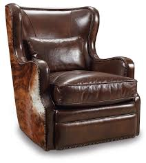 Swivel Club Chairs For Living Room Hooker Furniture Living Room Wellington Swivel Club Chair Cc418 Sw 086