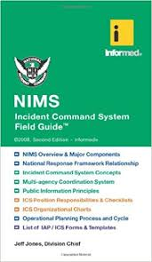 Ems Ics Chart Nims Incident Command System Field Guide Informed