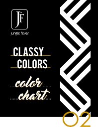 Color Mask Swatch Chart