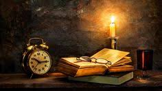 wallpaper time to turn in watch old books candle style resolution
