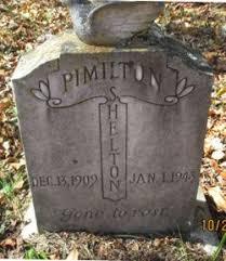 Pimilton Shelton (1905-1943) - Find A Grave Memorial