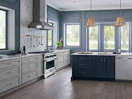 Kitchens Without Upper Cabinets Bertch Cabinet Manufacturing