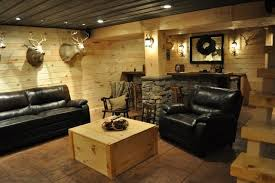 Rustic Basement Ideas How To Decorate A Rustic Basement Design Home