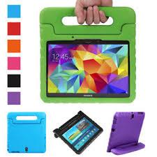 samsung kids tablet. image is loading kids-safe-carry-heavy-duty-shockproof-rubber-case- samsung kids tablet