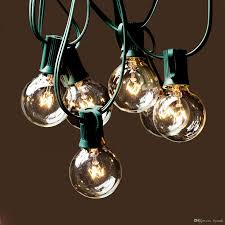 outdoor string lights australia unique since 25ft g40 globe string lights with 25 clear bulbs high