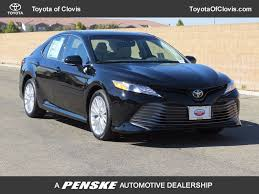 2018 New Toyota Camry XSE V6 Automatic at Toyota of Clovis Serving ...