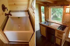 tiny house water heater. Soaking Tub Tiny House Water Heater