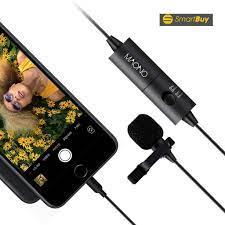 CHÍNH HÃNG] Micro cài áo cho điện thoại, máy ảnh, máy quay Maono AU-100 -  Micro thu âm làm youtube Vlog giá cạnh tranh