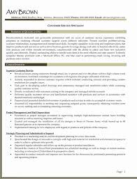 50 New Customer Care Specialist Resume Linuxgazette