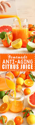 reduce wrinkles with this homemade anti aging citrus juice recipe vitamin c rich juice